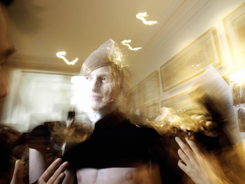 Défilé Homme Automne Hiver 2008 / 2009