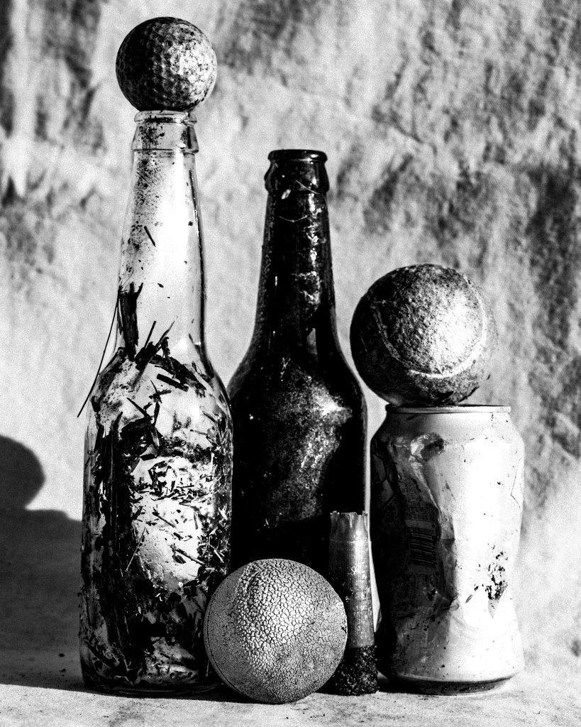 Victor-Demarchelier-Lost-and-Found.-3-Balls-and-3-Beers.-NY-2018