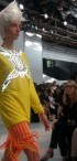 Manish Arora, les broderies s'illuminent.