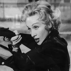 Marlène Dietrich La-couture.com