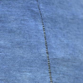 Bleu de cocagne tee-shirt