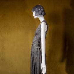 Robe soie Marc Le Bihan