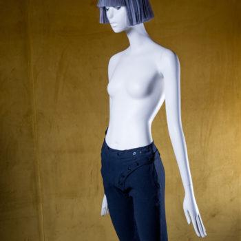 Pantalon stretch Marc Le Bihan