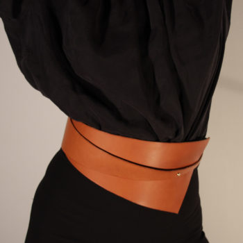 ceinture large fine Solene Perrin