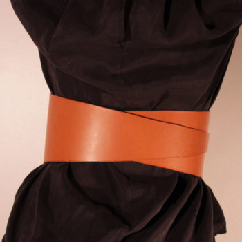 ceinture large fine Solène Perrin