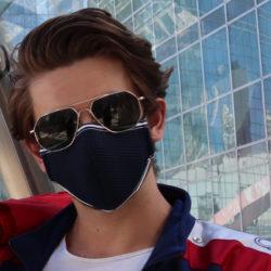 Masque de protection Homme Urbain