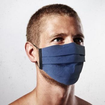 Masque Protection Homme N°1 Bleu
