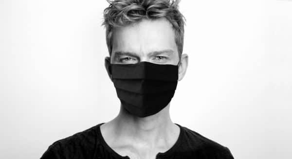 Masque Tissu pour Homme N°1
