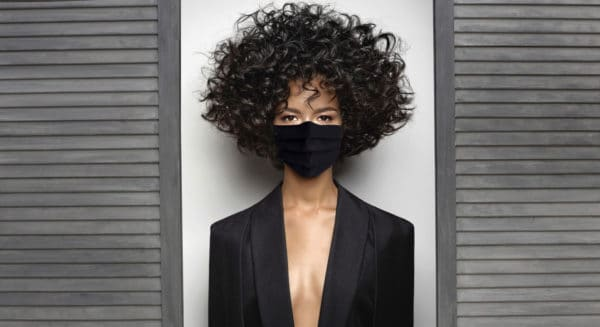 Masque tissu Femme N°1