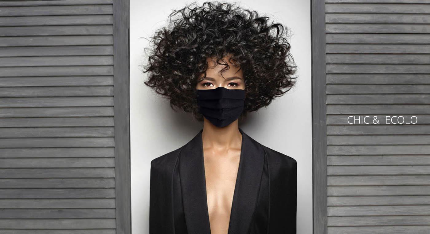 Masque Femme en Lin