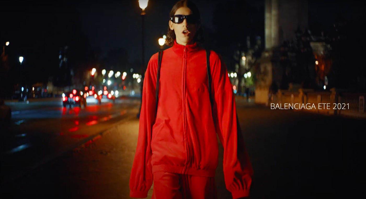 Balenciaga Printemps Eté 2021