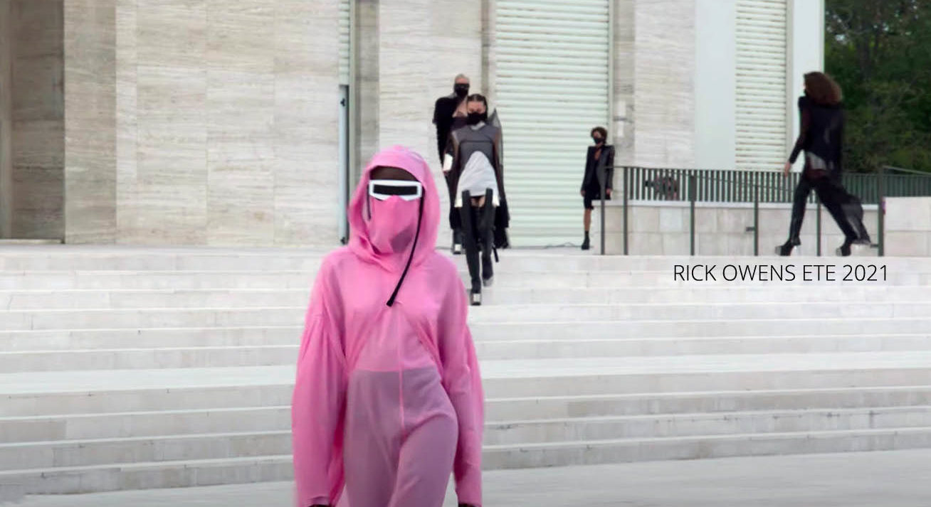 Rick Owens Printemps Eté 2021