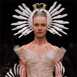 Iris van Herpen Printemps Eté 2021 couture